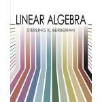 【预订】Linear Algebra