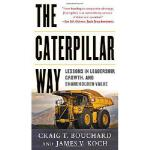 【预订】The Caterpillar Way: Lessons in Leadership, Growth, and