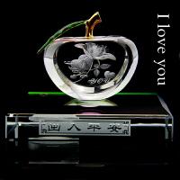 水晶汽车摆件 汽车香水 车载香水装饰用品车内香水座生日礼物SN8441