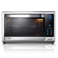 长帝CRDF30A多功能烤箱家用烘焙蛋糕智能e.Bake互联网电烤箱