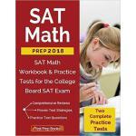 【预订】SAT Math Prep 2018 & 2019: SAT Math Workbook & Practice