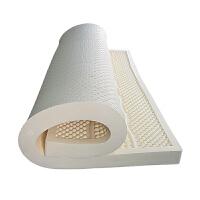 橡胶天然乳胶床垫1.2m7.5cm厚1.8米榻榻米1.5m 7cm内外套 85d