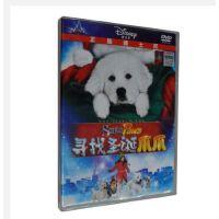 正版 迪士尼电影 寻找圣诞爪爪 盒装DVD光盘 圣诞狗狗 高清D9碟片