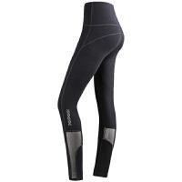 高腰外穿运动裤女弹力紧身速干跑步瑜伽训练健身裤秋冬