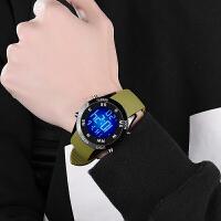 多功能中学生手表男孩防水电子表男生夜光版手表