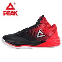 Peak/匹克男子篮球鞋抗扭转缓震运动鞋男士高帮篮球鞋 E73071A