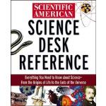 【预订】Scientific American Science Desk Reference 978047135675