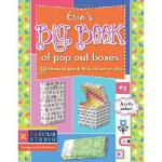 【预订】Erin's Big Book of Pop Out Boxes: 30 Boxes to Pop & Fol