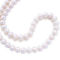 珍珠项链 送妈妈母亲生日礼物 淡水玛瑙款套装女
