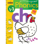 Phonics (Grade1-2, Little Golden Book) 语音(金色童书,学龄前练习册)ISBN 9780307235428