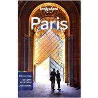 Lonely Planet Paris 孤独星球城市旅行指南:巴黎