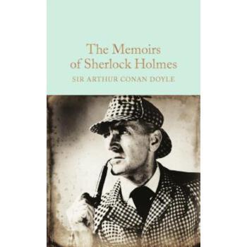 福尔摩斯的回忆录 英文原版 Memoirs of Sherlock Holmes 阿瑟柯南道尔 经典文学著作 精装