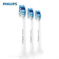 飞利浦(PHILIPS) 电动牙刷头 HX9033/05 声波电动牙刷头 适用于HX6632/3226/6721 3支