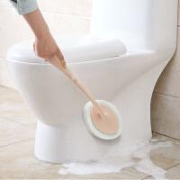 9件套 浴室清洁刷卫生间长柄刷子台面瓷砖海绵擦墙壁地板浴缸刷