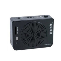 爱课 MR2800腰包 扩音器 插U盘 SD卡 FM收音 支持扩展SD卡 小蜜蜂扩音器教师专用导游教学腰挂大功率唱戏机