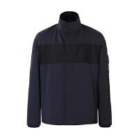 【1件2.5折到手价:106.3】美特斯邦威外套男新款百搭时尚精致针织外套潮秋季上新