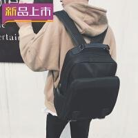 2018男生双肩包初高中大学生书包男时尚潮流电脑背包日韩休闲旅行包