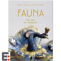珠宝设计画册 珠宝首饰设计图书籍 Fauna: The Art of Jewelry 动物珠宝设计作品集