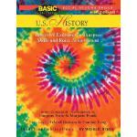 【预订】U.S. History Basic/Not Boring 6-8+: Inventive Exercises