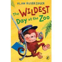 英文原版 动物园里最疯狂的一天 The Wildest Day at the Zoo