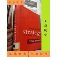 【二手旧书9成新】Making Sense of strategy /MANNING AMACOM
