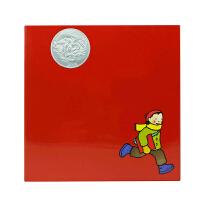 英文原版 The Red Book 小红书 [精装] [4-8岁]