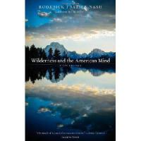 【预订】Wilderness and the American Mind