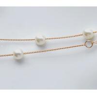 气质珍珠项链女配饰锁骨链脖颈链饰品送女友爱人生日礼物