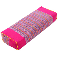 山东老粗布荞麦皮枕头枕芯床上儿童学生椎方枕可拆洗方枕