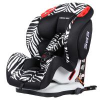 ANDEBABY汽车儿童安全座椅 ISOFIX硬接口 宝宝用可坐躺 3C认证