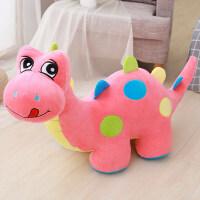 恐龙毛绒玩具布娃娃玩偶霸王龙公仔生日节礼物女生可爱男孩抱枕 (送同款同尺寸)