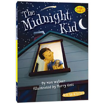 科学全知道:不想睡觉的彼得Science Solves  It! : The Midnight Kid 美国小学生都爱看的原版趣味科学故事书,科学、英语一起学,小学科学课完美辅助读物。发现科学魅力,学会探索科学的基本方法,拥有解决问题的必要能力。