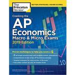 【预订】Cracking the AP Economics Macro and Micro Exams: 2019 E