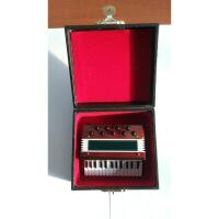 ?迷你乐器模型 手风琴模型摆件 家具模型装饰摆件 工艺品生日礼物 图片色 图片色