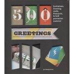 【预订】500 Greetings: Invitations, Postcards, Self-Promotional