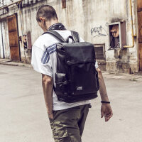 HERDER/赫登尔双肩包男运动旅行背包 韩版学生书包电脑包休闲包包