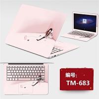 15.6寸惠普HP15-r221tx i5 5200U笔记本电脑外壳贴膜保护贴膜贴纸