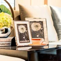 家居生活用品个性婚纱照福照片相框 简欧式贝壳创意相框装饰相架