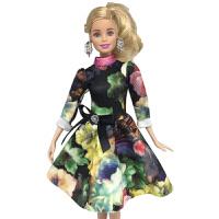 芭比娃娃的衣服1-9元批发套装休闲1到6元以下公主服装 单拍衣服(不含娃娃)