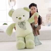 2018新款 泰迪熊毛绒玩具熊大号抱抱熊布娃娃公仔玩偶生日礼物情人节女创意