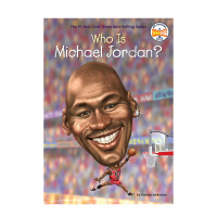 【预订】谁是迈克尔・乔丹?Who Is Michael Jordan?英文原版儿童故事阅读