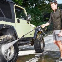 高压洗车机无线锂电清洗机家用充电水枪全自动便携式洗车器SN1586
