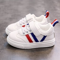 儿童板鞋童鞋韩版女童休闲鞋中大童学生小白鞋男童运动鞋子潮