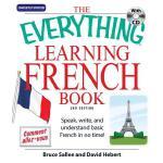【预订】The Everything Learning French: Speak, Write, and Under