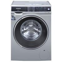 西门子(SIEMENS)WM14U568LW超大10公斤容量屏触控变频滚筒洗衣机银色