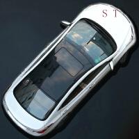 汽车全景天窗膜改装黑色车顶膜保护漆面车顶贴膜 标致301 307 408 508 308