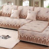 欧式沙发垫四季布艺防滑沙发罩全盖坐垫全包�f能套简约现代通用