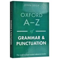 华研原版 牛津语法和标点符号A-Z 英文原版 Oxford A-Z of Grammar and Punctuatio