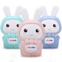 正版 米宝兔 儿童早教故事机可充电下载0-3-6岁宝宝音乐播放器婴儿玩具