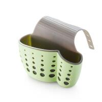 厨房创意水槽沥水篮置物架水池洗碗海绵收纳架塑料水龙头收纳挂篮